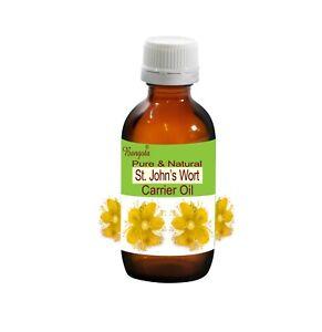 Bangota St.John's Wort (Hypericum perforatum) Pure & Natural Cold Pressed Oil