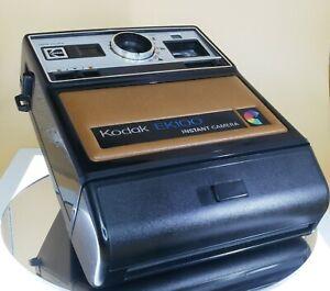 Kodak EK100 Instant Camera ( Polaroid ) in Original Box - Collector's Piece