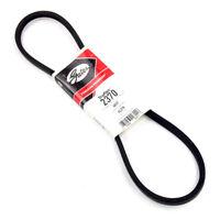 """Lot Of 2 Gates Truflex 2570 Belt 1//2"""" X 57"""" 6857 4L570 #005DK Belts"""