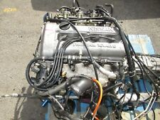 JDM NISSAN SR20DET S13 ENGINE 5 SPEED TRANSMISSION * DISTRIBUTOR TYPE SR20DE *