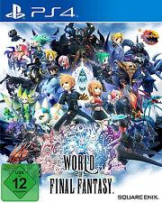 World of Final Fantasy ps4-juego nuevo