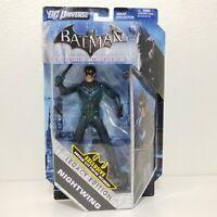 DC Universe Legacy Edition NIGHTWING Action Figure Batman Arkham City