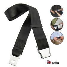 Adjustable Airplane Seat Belt Plane Aircraft Seat Belt Extenders Professional