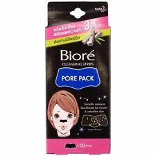 Biore Nose Strips Latest Version Pore Pack Strips 10 x strips Remove Blackheads