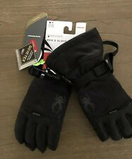 SPYDER Men's Prime GTX Ski Glove GORE-TEX PRIMALOFT MEDIUM