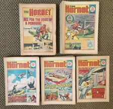 The HORNET 1971 - 1975 - 85 different issues - pick the ones that you want!