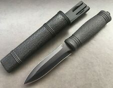 Dagger Double Edge EDC Hunting Tactical Fixed Knife Combat Survival