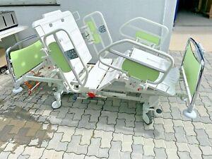 Wissner Bosserhoff Pflegebett Krankenhausbett Eleganza elektrisch verstellbar