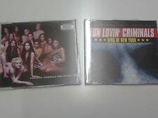 Fun Lovin Criminals King Of New York 2 part CD Single set