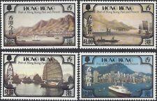 Hong Kong 1982 PORT OF HONG KONG, Past and Present (4) UNHINGED MINT SG 407-410
