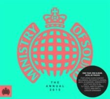 The Annual 2015 by Various Artists (CD, Nov-2014, 3 Discs, Ministry of Sound)