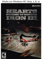Hearts of Iron III 3 PC Game