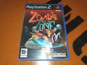 ## Originalverschweißt: Zombie Zone für PlayStation 2 / PS2 - Neuware ##
