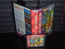 Dragon's Lair for Sega Genesis! Cart and Box!