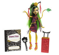 Monster High Jinafire Long SCARIS Monsterstadt der Mode OVP Y7657