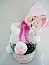 Annalee Easter Bunny 18 inch NEW 2005