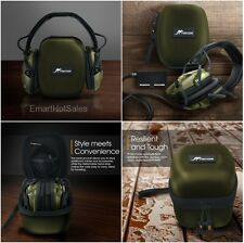 Howard Leight Electronic Earmuff R-01526 Travel Protective Carrying Case Pouch