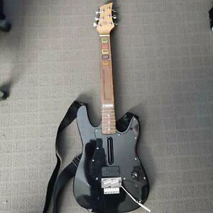 Ps4 Guitar Hero Logitech Guitar Playstation 4 Wooden Guitar NO DONGLE