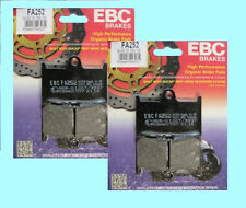 2x EBC FA252  Front Brake Pads for Yamaha BT   BT1100 Bulldog    2002-06