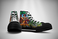 CLASSIC GRATEFUL DEAD Canvas Mens Shoes RARE ITEMS