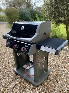 Weber Spirit E310 gas bbq used