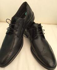 Florsheim Men's Baroque Wingtip Black Lace-up Shoes in size UK10.5 EU 45 £210