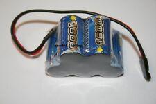 Pacco batteria RX 3+2 1600mah x mugen kyosho attacco tipo Futaba INTELLECT