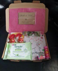 Ladies Pamper Letter Box Gift Thank You Gift/mother's Day Treat.