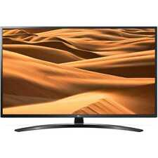 "TV LG 55UM7450 55"" SMART LED AI ThinQ Televisore 4K HDR DVB-T2 HDMI NUOVO Nero"