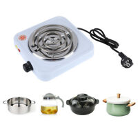 220V 1000W Portable Electric Stove Burner Home Kitchen Coffee Heater Hot Plate H