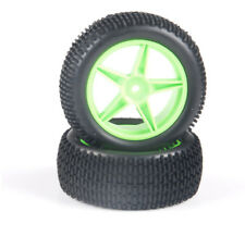 66048 front Wheel Complete 2 pcs green  HSP  buggy  1/10 06010