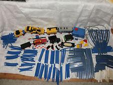Sammlung LEGO Eisenbahn 12 Volt  LOK 723 Shell136 Wagon 137 Stromschienen Trafo