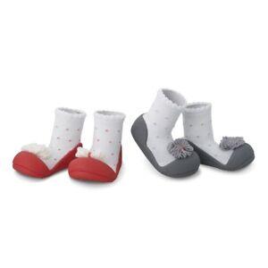 Infant shoes anti slip - Attipas Ribbon Baby Shoes