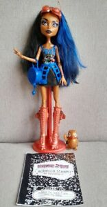 Monster High Robecca steam First Wave ♡ Retired ♡ rare