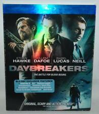 DAYBREAKERS BLUERAY DVD EXCELLENT CONDITION ETHAN HAWKE WILLEM DAFOE ~130~