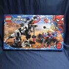 Lego Marvel Spider-Man: Venomosaurus Ambush (76151) Brand New And Sealed