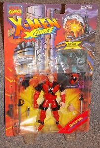1995 Marvel X-Force Deadpool Figure New In The Package