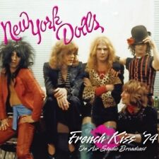 NEW YORK DOLLS - FRENCH KISS '74/ACTRESS-BIRTH OF THE NEW YORK DO 2 CD NEU