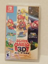 Super Mario 3D All-Stars - Nintendo Switch (DISCONTINUED) Sealed