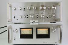 Pioneer SPEC-1 + SPEC-4  preamp & power amplifier - pro serviced & recapped