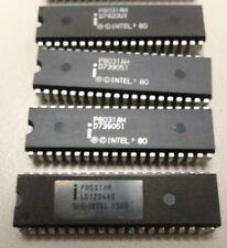 INTEL P8031AH - 8 Bit Microcontroller - DIP40  NEW OLD STOCK