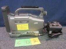 JVC MINI DV CAMERA TV BROADCAST FUJINON PROFESSIONAL XLR GY-DV500U S14X7.3B12U