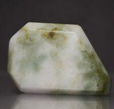 Jade Jadeite Burma Myanmar  Natural Rough Jade Cabbing material preform shaped