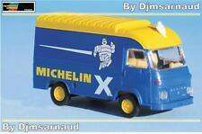 Camions SAVIEM SG3 de 1974 Surélevé Michelin IGRA - SAI 2913 - Echelle 1/87