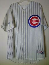 L Chicago CUBS #40 Rich Harden Sewn Stitched Vintage MLB Baseball Sports Jersey