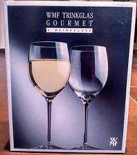 2 Original WMF Weingläser - NEU