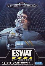 ## SEGA Mega Drive - ESWAT / E-SWAT: City under Siege / MD Spiel ##