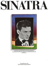 The Frank Sinatra Songbook Learn to Play Pop PIANO Guitar PVG Music Book