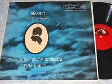 REINER Mozart DIVERTIMENTO EINE KLEINE NACHTMUSIK RCA LP LM-1966 VG+ SD