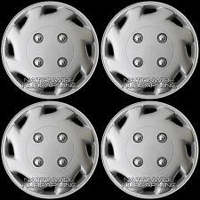 "12"" SET OF 4 New Hub Caps Full Wheel Covers Rim Trim Cap Cover for Steel Wheels"